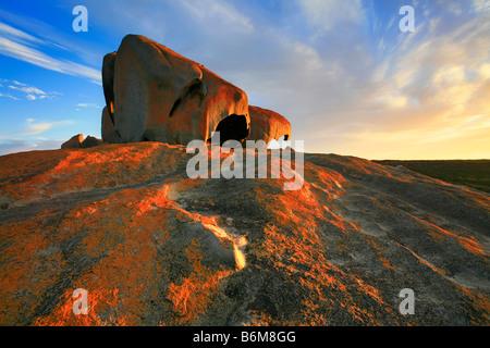 Remarkable Rocks - Stock Photo