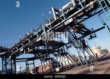 Esso Birmingham Bitumen Distribution Plant And Railhead