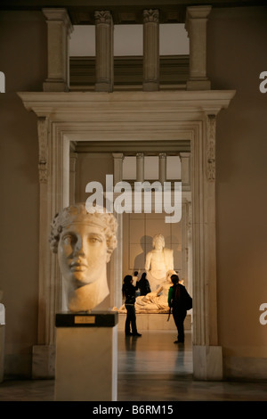 The Archaeological Museum in Istanbul, Turkey - Stock Photo