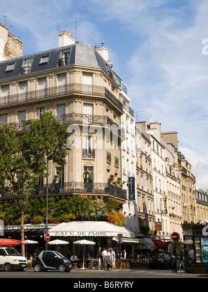 Cafe Benoit Paris France