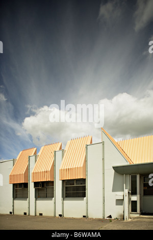 Urban landscapes Palmerston North New Zealand - Stock Photo