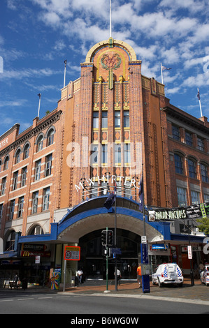 McWhirters Marketplace Fortitude Valley Brisbane Queensland Australia - Stock Photo