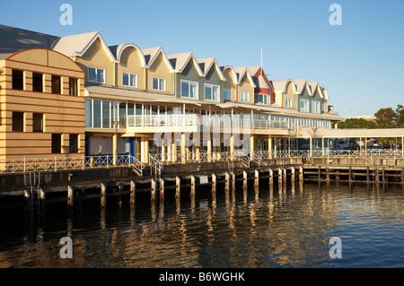 Queens Wharf Restaurants