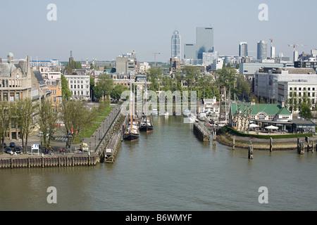 Rotterdam - Stock Photo