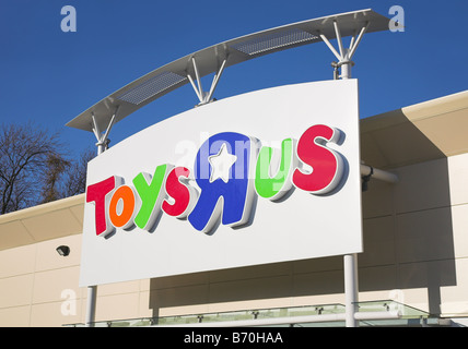 toysrus toys r us retail store. - Stock Photo