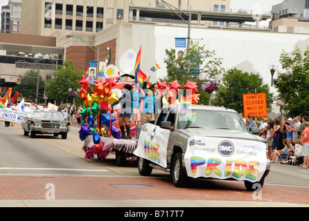 Parade ohio Gay columbus