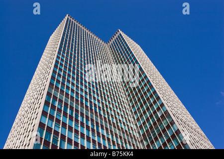 Euston Tower, London. - Stock Photo