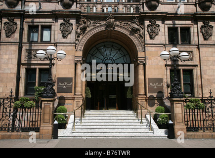General View GV of Hotel Russell in London England UK - Stock Photo