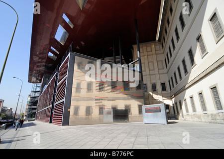 Museo Nacional Centro de Arte Reina Sofia, museum, Madrid, Spain, Europe - Stock Photo