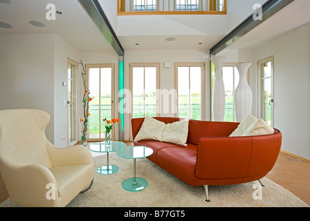 Modernes Wohnzimmer, modern living room