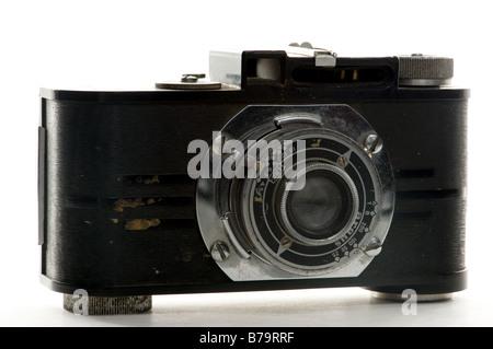 Vintage Argus camera - Stock Photo