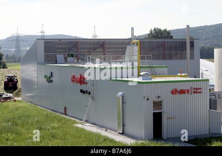 Schmack Biogas Schwandorf