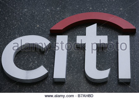 Citibank New York Usa Stock Photo 42108469 Alamy