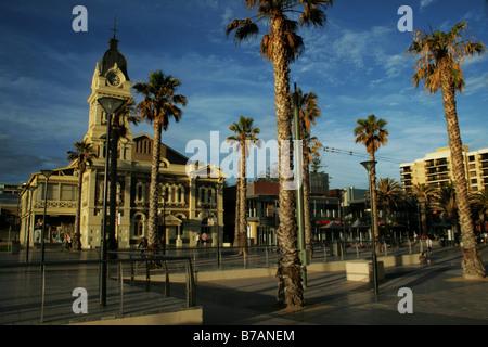 Town Hall Glenelg Adelaide South Australia Australia - Stock Photo