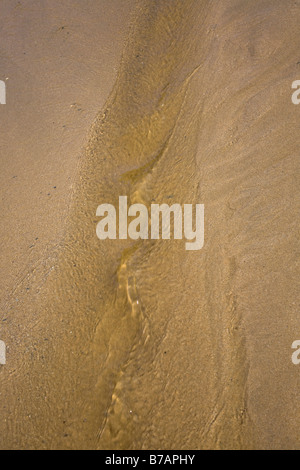 Llangrannog Beach Cardiganshire Cardigan bay Wales UK - Stock Photo