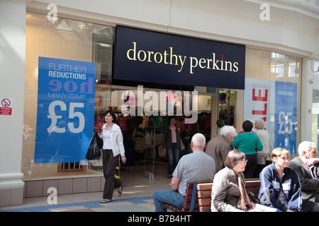 Shoe Shops Parkgate Rotherham