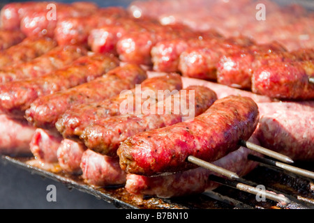 how to cook chorizo sausage on the grill