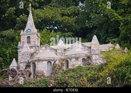 Little Chapel Guernsey - Stock Photo