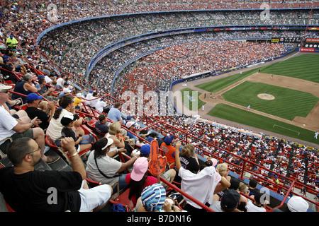 The Mets, Shea Stadium, Queens, New York City, USA - Stock Photo