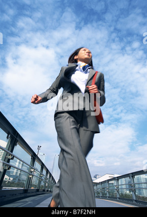 Image of business woman - Stock Photo