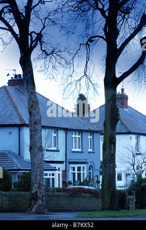 Housing Market Gloom - Stock Photo