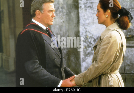 THE BROWNING VERSION  1994 UPI film with Albert Finney and Greta Scacchi - Stock Photo