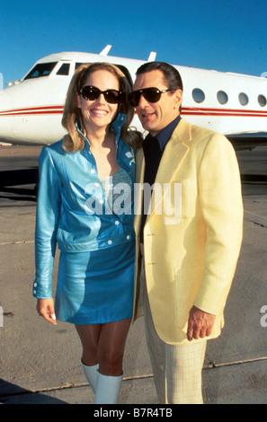 Casino Year: 1995 USA Robert De Niro, Sharon Stone  Director: Martin Scorsese - Stock Photo