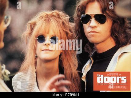 ... Doors The Doors The Année 1991 usa Val Kilmer Meg Ryan Réalisateur Oliver Stone - Stock  sc 1 st  Alamy & The Doors Doors Meg Ryan Val Kilmer Jim Morrison (Val Kilmer ...