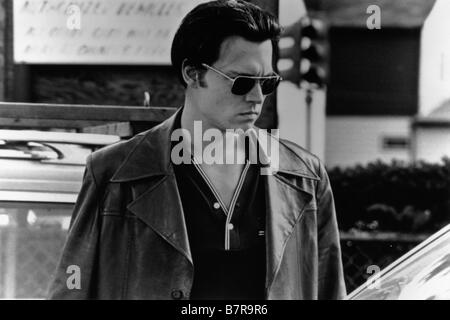 Donnie Brasco  Year: 1997 USA Johnny Depp  Director: Mike Newell - Stock Photo