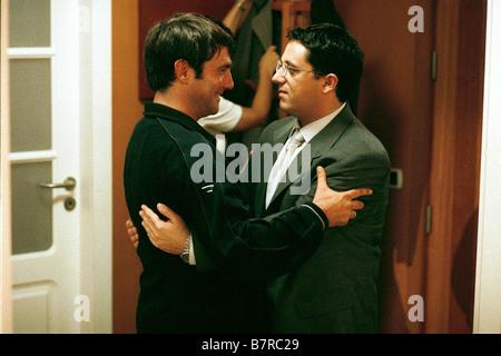 Au bonheur des hommes Hombres felices  Year: 2001 - spain Sergi Lopez, Pepón Nieto  Director:Roberto Santiago - Stock Photo