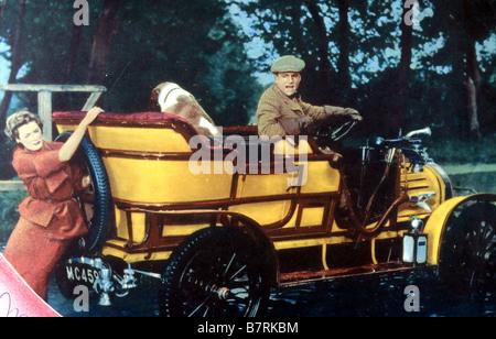 Genevieve Genevieve  Year: 1953 - UK Director: Henry Cornelius - Stock Photo