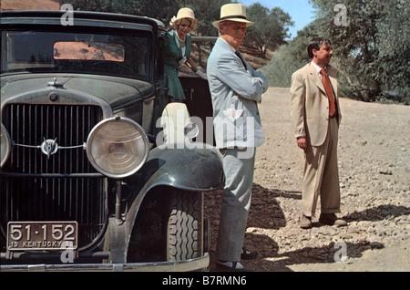 LA GUERRE DES BOOTLEGGERS Moonshine War, The  Year: 1970 USA Richard Widmark  Director: Richard Quine - Stock Photo