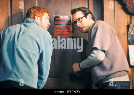 Dreamcatcher  Year: 2003 USA Damian Lewis, Jason Lee  Director: Lawrence Kasdan - Stock Photo