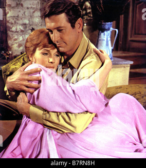 Darling Lili Year: 1970 USA Julie Andrews, Rock Hudson  Director: Blake Edwards - Stock Photo