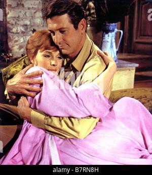Darling Lili Year: 1970 USA Julie Andrews, Rock Hudson  Director: Blake Edwards - Stock Photo