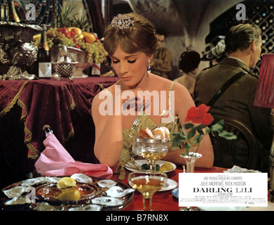 Darling Lili Year: 1970 USA Julie Andrews  Director: Blake Edwards - Stock Photo