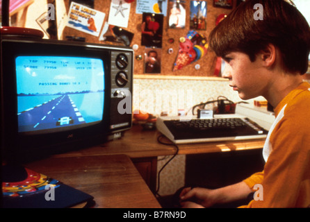BARRET OLIVER D.A.R.Y.L.; DARYL (1985 Stock Photo, Royalty ...