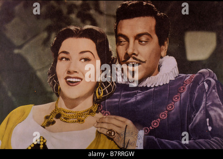 Le GRAND CARUSO THE GREAT CARUSO  Year: 1951 USA Mario Lanza USA 1951  Director: Richard Thorpe - Stock Photo