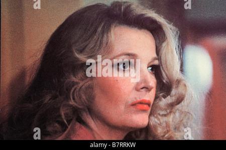 Gloria Year: 1980 USA Director: John Cassavetes Gena Rowlands - Stock Photo