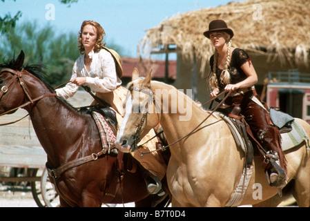 Les belles de l ouest Bad Girls Année 1994 usa Drew Barrymore Mary Stuart Masterson Réalisateur Jonathan Kaplan - Stock Photo