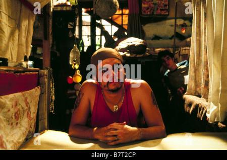 Carandiru  Year: 2003  Brazil / Argentina Wagner Moura, Caio Blat  Director: Hector Babenko - Stock Photo