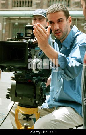 Au bonheur des hommes Hombres felices  Year: 2001 - spain On the set.. Tournage  Director:Roberto Santiago - Stock Photo