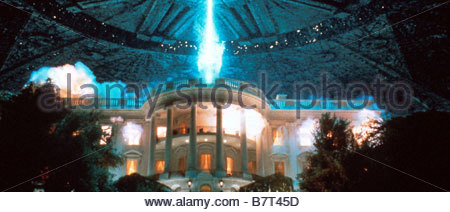 Independence Day  Year: 1996 USA Director: Roland Emmerich - Stock Photo