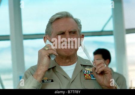 Hot Shots!  Year: 1991  USA Lloyd Bridges  Director: Jim Abrahams - Stock Photo