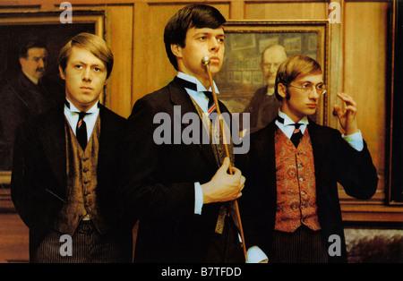 If... Year: 1968 - UK Director: Lindsay Anderson Robert Swann Hugh Thomas  Golden Palm Cannes 1969 - Stock Photo