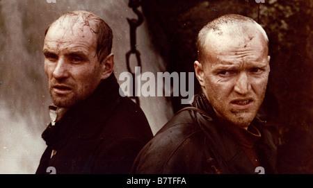 Stalker Year: 1979 - Soviet Union  Director: Andrei Tarkovsky Anatoli Solonitsyn, Aleksandr Kaidanovsky, - Stock Photo