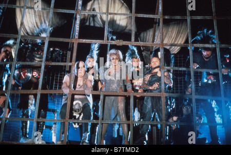 Mad Max Beyond Thunderdome  Year: 1985 - Australia / USA Tina Turner  Director: George Miller George Ogilvie - Stock Photo