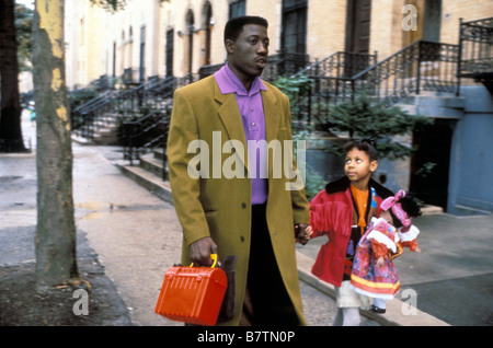 Jungle Fever  Year: 1991 USA Wesley Snipes, Veronica Timber  Director : Spike Lee - Stock Photo