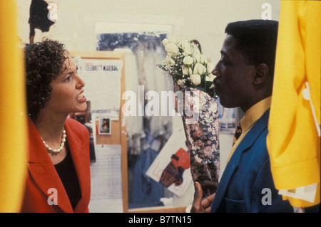 Jungle Fever  Year: 1991 USA Lonette McKee, Wesley Snipes  Director : Spike Lee - Stock Photo