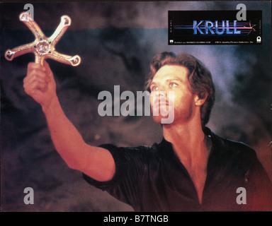 Krull Krull  Year: 1983 - uk Ken Marshall  Director: Peter Yates - Stock Photo
